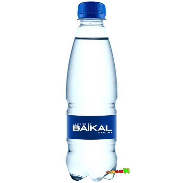 Питьевая вода Легенда Байкала (Legend of Baikal) 0,33 л.