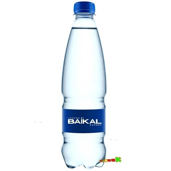 Питьевая вода Легенда Байкала (Legend of Baikal) 0,5 л.