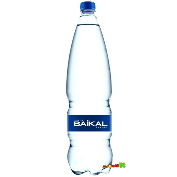 Питьевая вода Легенда Байкала (Legend of Baikal) 1,5 л.