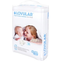 Подгузники Lovular® Hot Wind M (5-10 кг) 64 шт.