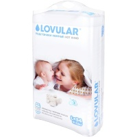 Подгузники Lovular® Hot Wind L (9-13 кг) 54 шт.